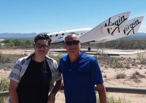 Virgin Galactic - Spaceport America, New Mexico